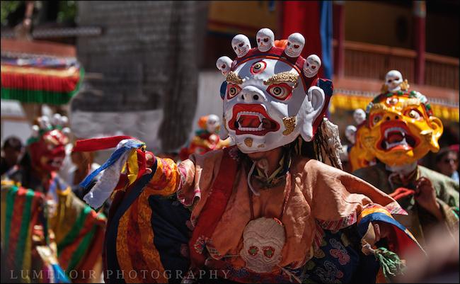 Hemis Monastery Mask Dance