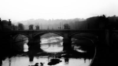 The Tiber - Rome, Italy