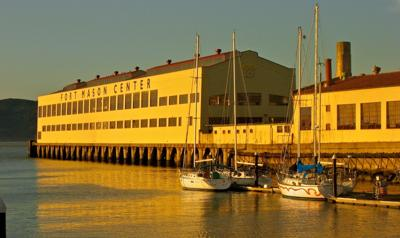 San Francisco Fort Mason Marina